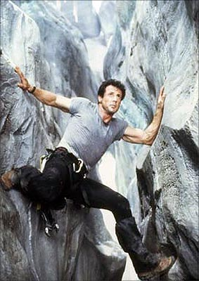 Cliffhanger movie image Sylvester Stallone